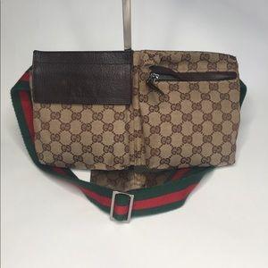 Authentic Gucci Belt Bag